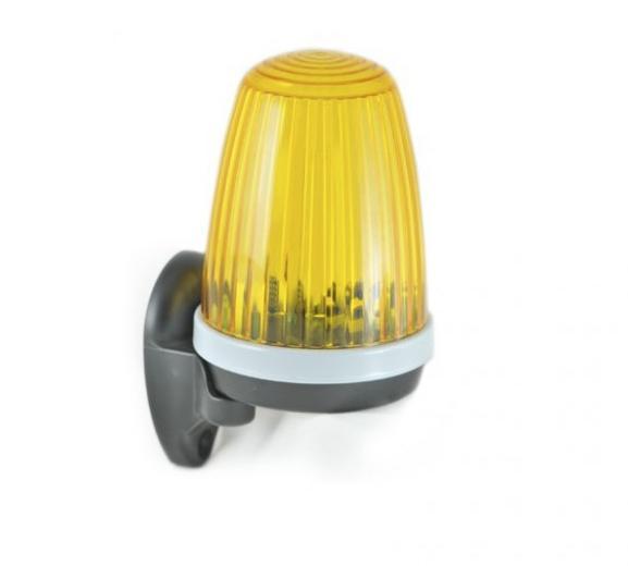 Сигнальная лампа диодная универсальная со встроенной антенной и кронштейном крепления F5000 An Motors